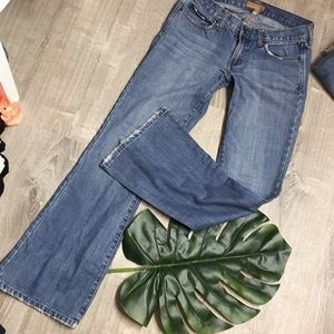 Abercrombie & Fitch Bootcut size 4